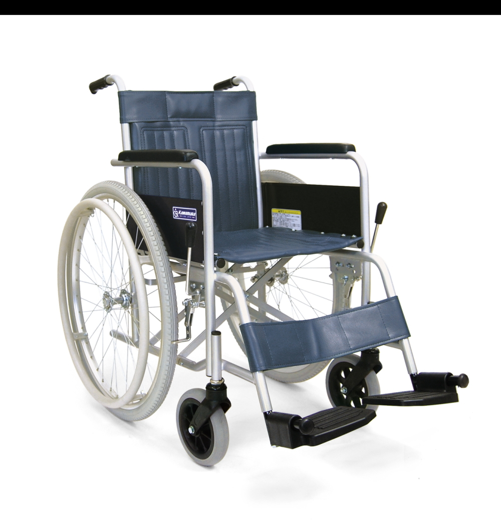 カワムラサイクル製KR501ハイポリマータイヤ送料無料!スチール製自走式車椅子ノーパンクタイヤ【DW0117大激安!】