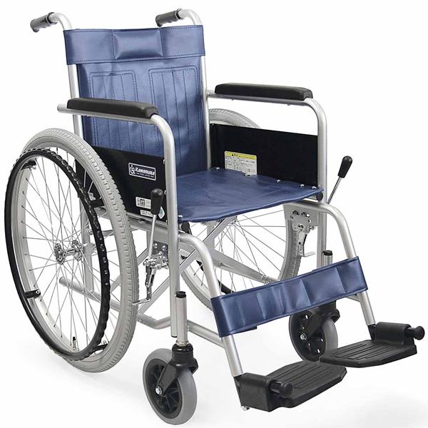 カワムラサイクル製KR801Nソフトソフトタイヤ(ノーパンク)仕様スチール製自走式車椅子ノーパンクタイヤ【DW0117大激安!】