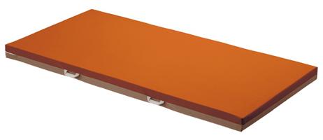 (介護ベッド用)パラマウントベッド製エバーフィットマットレス(清拭タイプ)(91cm幅)(KE-521Q)【お役立ちグッズ睡眠】(電動ベッド用) (ハイ・スタンダードマットレス)