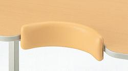 パラマウントベッド製サポートパッド(KF-80)【お役立ちグッズ睡眠】[リハビリテーブル:KF-850専用]
