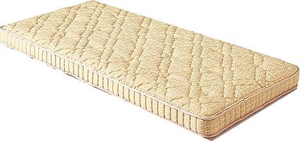 パラマウントベッドポケットコイルスプリングマットレス(100cm幅)KE-457 (スタンダードマットレス)【介護ベッド用】