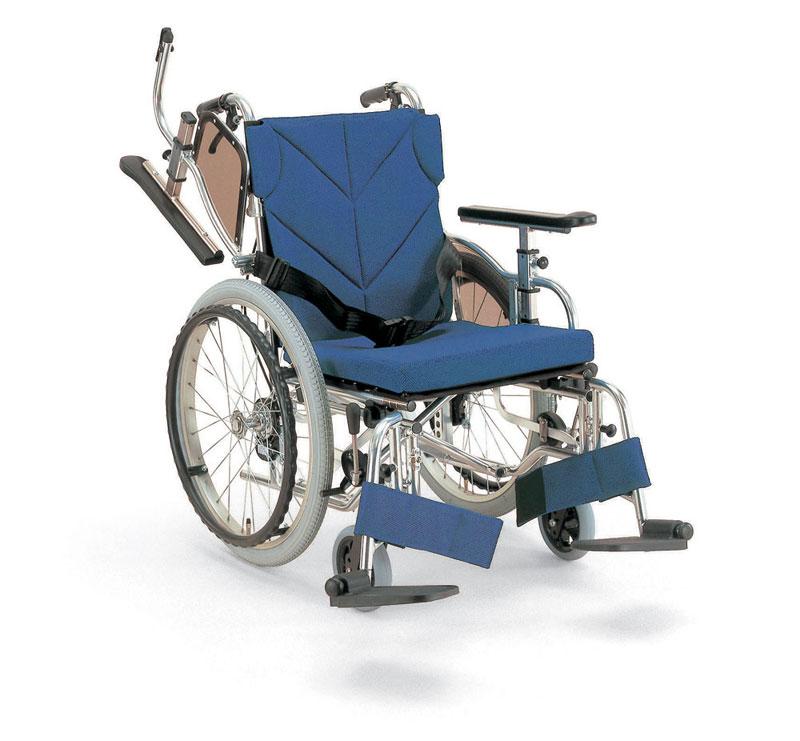 カワムラサイクル社製KZ20-40(38・42)-SL!送料無料!アルミ製自走用車椅子足こぎしやすい超低床タイプ【DW0117大激安!】