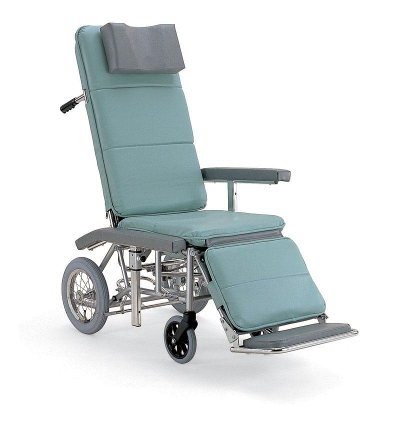 車椅子 車いす 車イスカワムラサイクル RR60NBフルリクライニング車椅子(介助用)