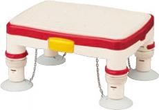 """安寿高さ調節付浴槽台R """"かるぴったん""""シリーズ[標準タイプ] 標準ソフト [536-482] 《入浴用品》"""