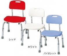 【介護用 風呂椅子】 安寿背付シャワーベンチ C 《入浴用品》