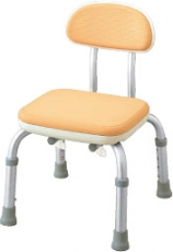 【介護用 風呂椅子】 安寿背付シャワーベンチ Mini S 《入浴用品》
