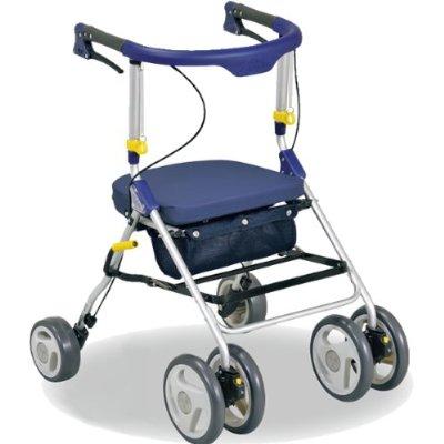 幸和製作所製テイコブ パセオ [屋外用歩行車]【手押し車】【シルバーカー】