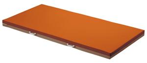 (介護ベッド用)パラマウントベッド製エバーフィットマットレス(清拭タイプ)(83cm幅)ミニサイズ用 (ハイ・スタンダードマットレス)