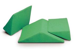 アイ・ソネックス製ナーセントパットA 3点セット(体位変換クッション)【床ずれ予防用品】