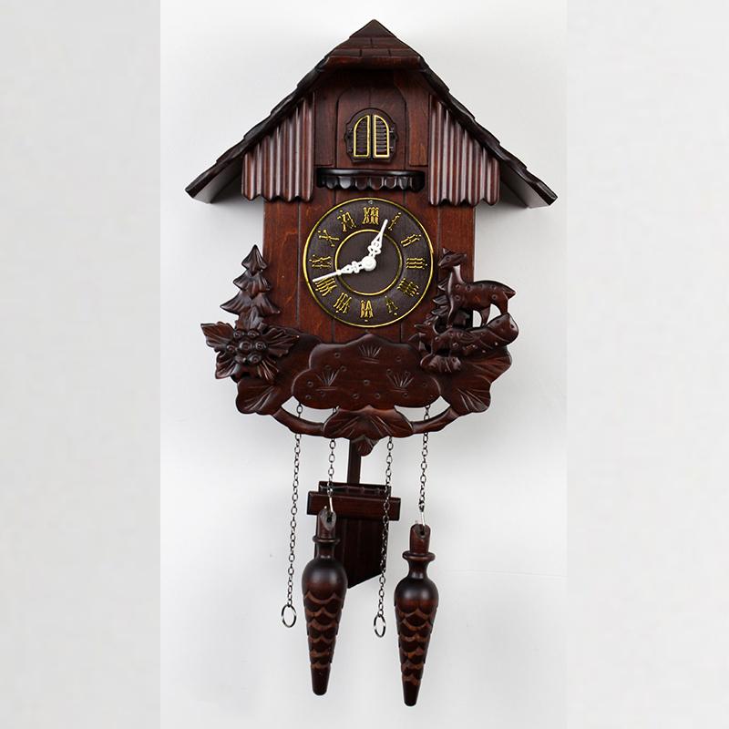 カッコー時計 はと時計 振り子時計 カッコークロック 送料無料 再入荷 予約販売 鳩時計 クロック ハト時計 海外輸入 掛け時計 リズム時計 カッコー