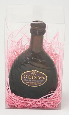 アウトレット プレミアムチョコレートの味わいをカクテルで楽しめます ゴディバチョコレートリキュール50ml ホワイトデーに最適 永遠の定番 オリジナルBOX