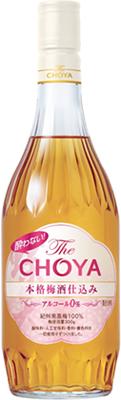 アルコール0%の本格梅酒テイスト チョーヤ 酔わないザ 700ml 最新号掲載アイテム 特価品コーナー☆