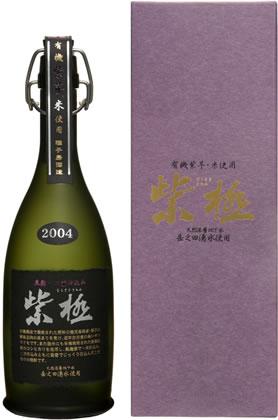 【種子島酒造】紫 極 720ml