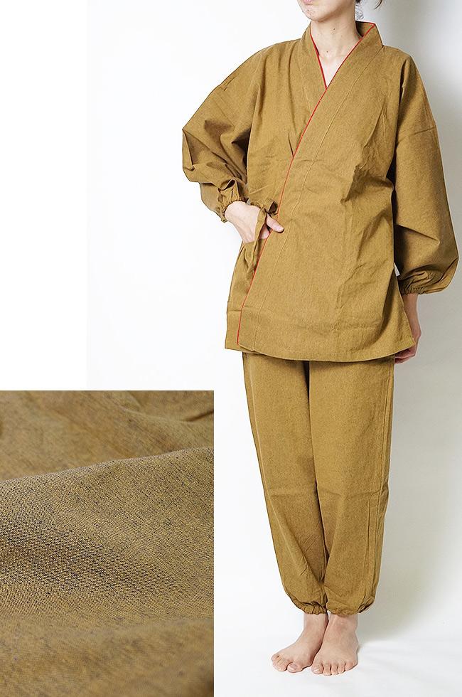 作務衣 女性 民芸 女性 作務衣(さむえ)M/L-作務衣 業務用 作務衣 婦人 作務衣 レディース 部屋着 作務衣 女性 母の日 ギフト