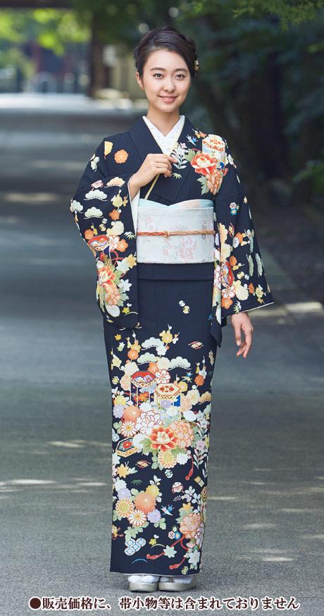 着物 訪問着 日本製 ジャパンスタイル 仕立て上がり 洗える着物 JL-42 「着物 訪問着 結婚式 きもの 女性 レディース」
