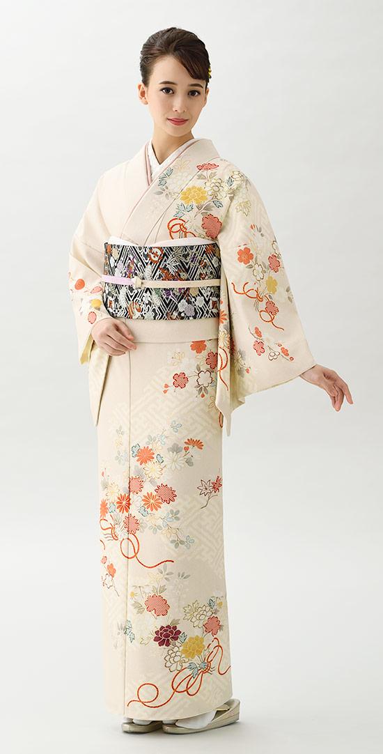 着物 訪問着 ジャパンスタイル 仕立て上がり 洗える着物 JL-71 「着物 訪問着 結婚式 きもの 女性 レディース」