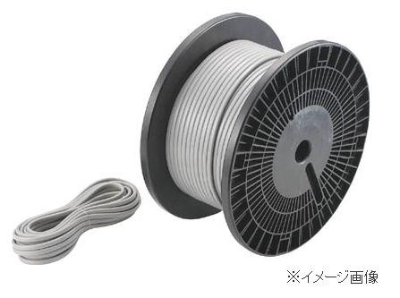 正和電工 VCTFK小判(平型)ビニールキャブタイヤコード 100m FK-100BD