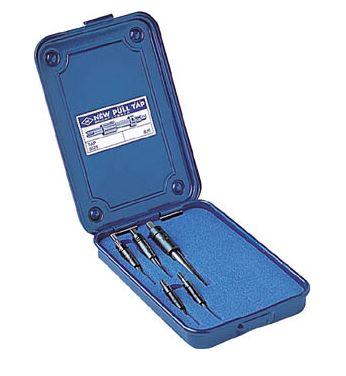 TRUSCO/トラスコ中山(株) 折れ込みタップ除去工具セット 5本組 三本爪 PTS-1500S