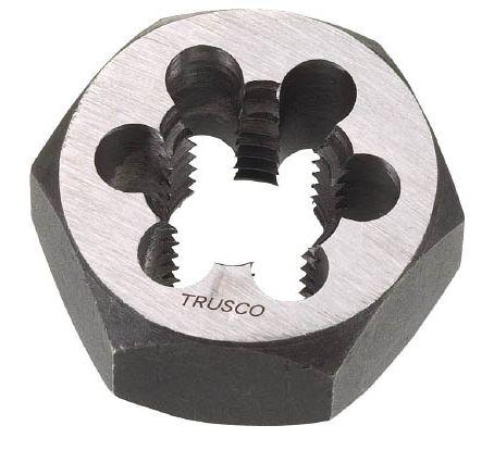 TRUSCO/トラスコ中山(株) 六角サラエナットダイス PS1-11 TD6-1PS11