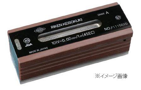 TRUSCO/トラスコ中山(株) 平形精密水準器 A級 寸法250 感度0.05 TFL-A2505