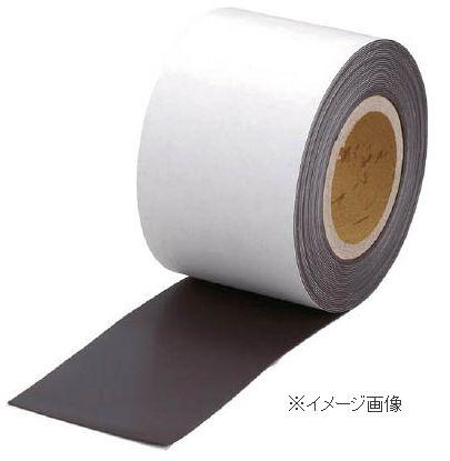 TRUSCO/トラスコ中山(株) マグネットロール 糊付 t1.0mmX巾520mmX5m TMGN1-500-5