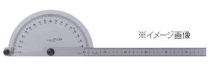 TRUSCO/トラスコ中山(株) プロトラクター ステンレス 竿全長823 TP-600