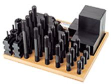 【代引き不可商品】VERTEX/バーテックス クランピングキット CK-18 標準タイプのステップクランプとスナップブロックが組込まれたキットです !