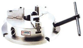 【代引き不可商品】VERTEX/バーテックス 薄型フライスチャック VNBK-12 生爪・硬爪兼用タイプマシニングセンタ、フライス盤、ボール盤、スロッタ、歯切り盤に最適です。