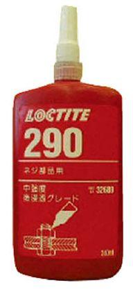 ヘンケルジャパン/ロックタイト ねじ部品用嫌気性接着剤 ネジロック剤 290 250ml 290-250