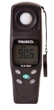TRUSCO/トラスコ中山(株) デジタル照度計 TLX-204