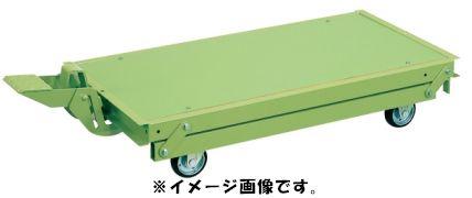 【代引き不可】【時間指定・日祝着不可】SAKAE/サカエ 作業台オプションペダル昇降台車 KTW-189DPS
