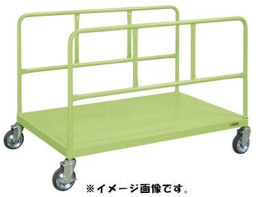 【代引き不可】【時間指定・日祝着不可】SAKAE/サカエ 長尺物運搬車 組立式 RT-096