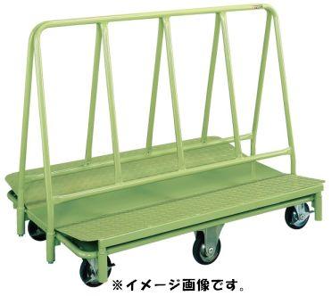 【代引き不可】【時間指定・日祝着不可】SAKAE/サカエ 長尺物運搬車 組立式 RTA-128