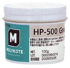 東レ・ダウコーニング/モリコート フッソ・超高性能 HP-500グリース 100g HP-500-01