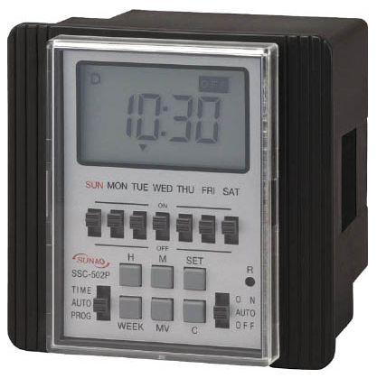 スナオ電気/SUNAO カレンダータイマー(デジタル式) SSC-502P