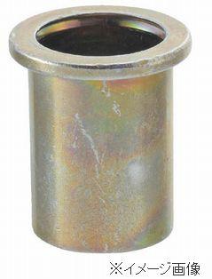 TRUSCO/トラスコ中山(株) クリンプナット平頭スチール 板厚2.5 M6X1.0 1000入 TBN-6M25S-C
