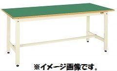 【代引き不可】【時間指定・日祝着不可】SAKAE/サカエ 軽量作業台KKタイプ サカエリューム天板 W1500xD900xH740mm 組立式 KK-50FNI