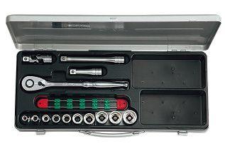 KTC/京都機械工具(株) 12.7sq.ソケットレンチセット[14点]TB410