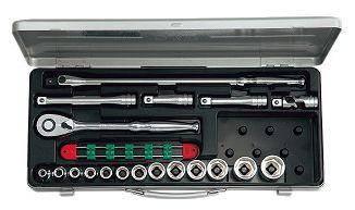 KTC/京都機械工具(株) 12.7sq.ソケットレンチセット[19点]TB413