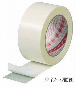 3M/スリーエム ジャパン(株) 超高分子量ポリエチレンテープ(再剥離)厚手タイプ 白 5423 50X15