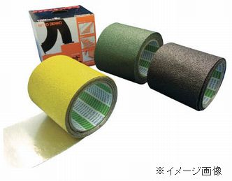 Nitto anti skid tape 1.0mmX50mmX5m green AS-127BOX-50G