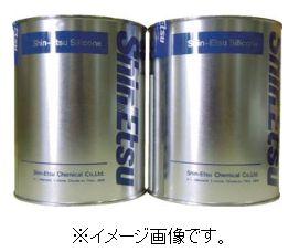 信越/信越化学工業(株) 速硬化RTVパテ AB2kg KE1222AB
