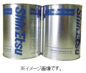 信越/信越化学工業(株) 発泡体 2液タイプ AB2kg KE521AB