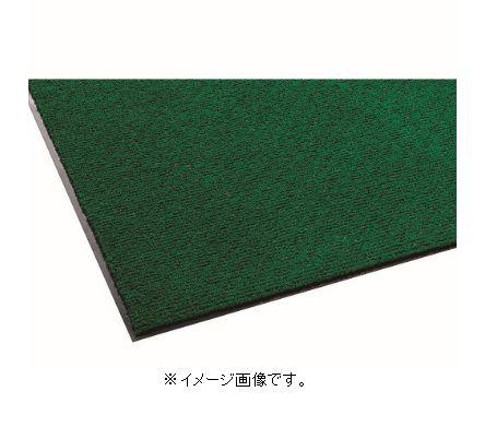 【代引き不可商品】【時間指定不可】TERAMOTO/テラモト 雨天用マット ニューテラレイン 900×1500mm グリーン MR-025-046-1