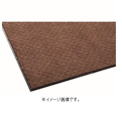 【代引き不可商品】【時間指定不可】TERAMOTO/テラモト 雨天用マット ニューテラレイン 900×1500mm ブラウン MR-025-046-4