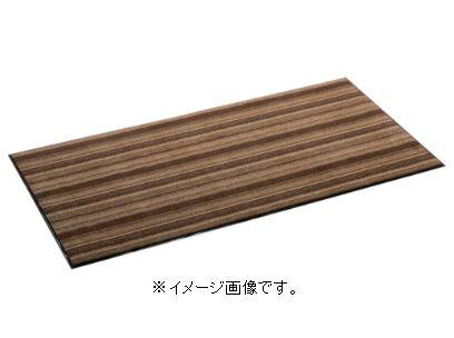 【代引き不可商品】【時間指定不可】TERAMOTO/テラモト アーバンライン 900×1800mm ブラウン MR-054-048-4