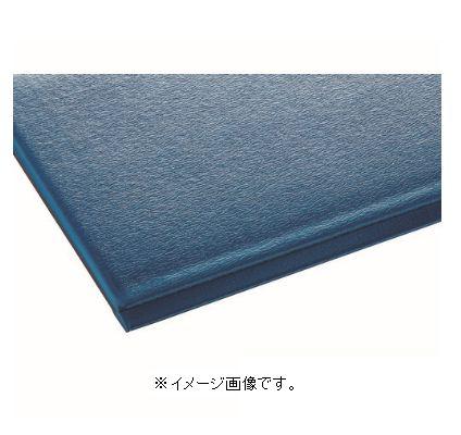 【代引き不可商品】【時間指定不可】TERAMOTO/テラモト テラクッション極厚 1200mm×5m ブルー MR-069-050-3
