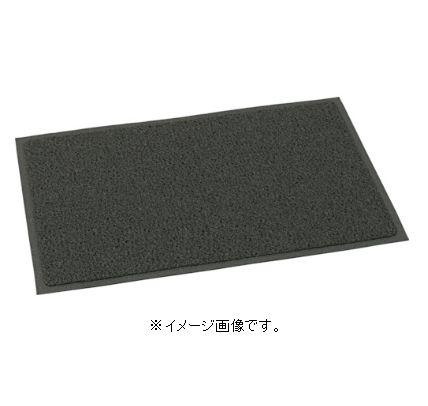 【代引き不可商品】【時間指定不可】TERAMOTO/テラモト ケミタングル ソフト 黒 900×1800 MR-139-248-8