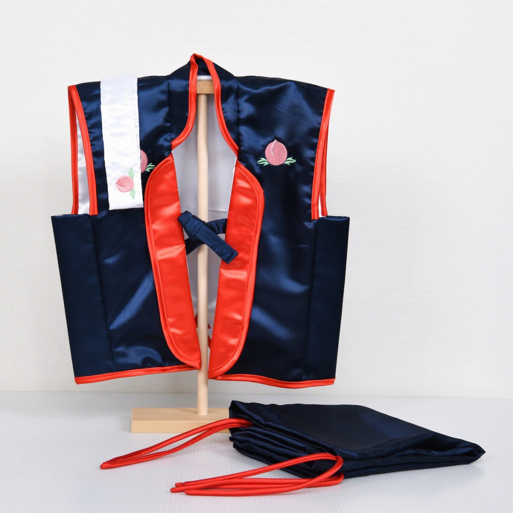 五月節句 五月人形 陣羽織 桃太郎 着用可能 送料無料