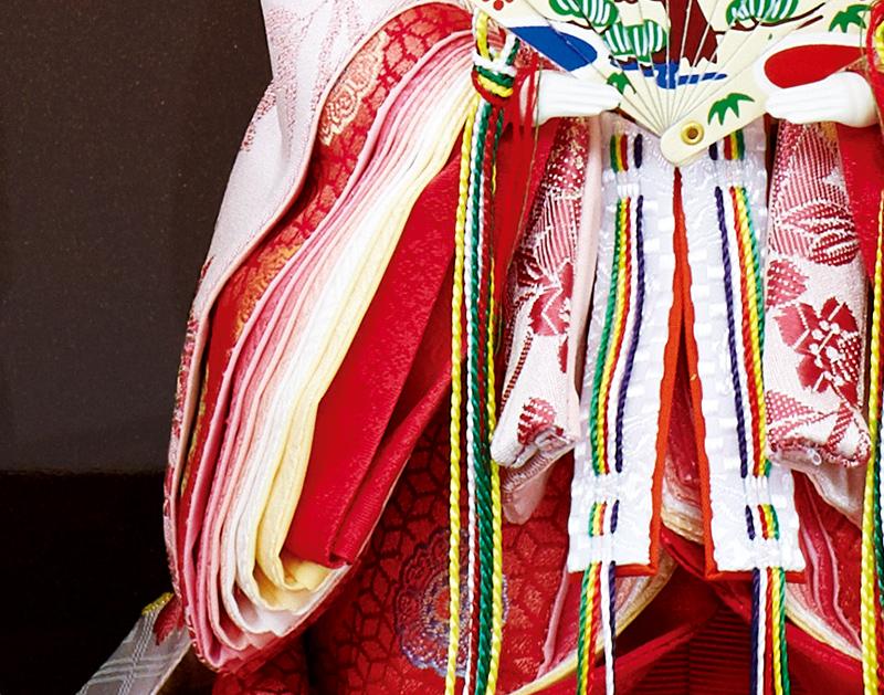 雛人形 吉徳大光 ひな人形 雛 平飾り 親王飾り 立雛 花ひいな 春彩 立姿雛 金駒刺繍 小三五親王 【2020年度新作】 h023-ys-305192